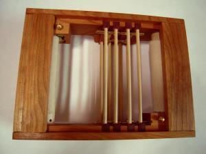 13. loom bottom view